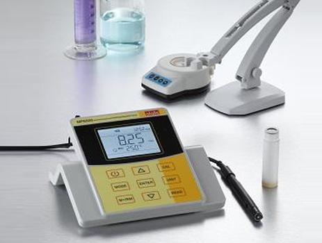 MP6500专业型pH电导率离子浓度溶解氧仪